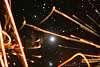 Flame Nebula & Fireworks