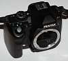 Pentax K-r (and optional 18-55 lens)