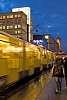 Tramway in Berlin - Blue Hour