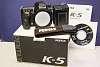 Pentax K5 16mp Camera