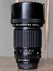 Pentax-K 200mm 2.5 f/2.5 (like new)