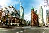 Gooderham Building in Toronto, Canada