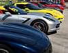 Colorful Corvettes