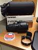 Tamron AF 70-200 2.8 Di LD (IF) Macro w/ProMaster UV Filter