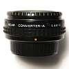 Pentax Rear Converter-A 1.4x-S
