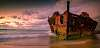 Light on the wreck