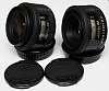 SMC Pentax-FA 28mm f/2.8 and 50mm f/1.7