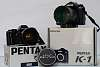 Two Icons of Pentax