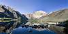 Panorama of Convict Lake