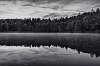 B&W Lake shore- Please critique
