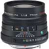 Pentax 77mm 1.8 limited $699 B&H