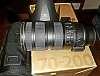 Nikon 70-200mm f2.8 VR II Lens