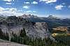 Hikers on Lembert Dome(Yosemite)