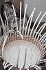 Renaissance Faire basket weaver