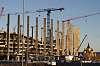 Nizhny Novgorod, construction of a stadium for the 2018 FIFA World Cup