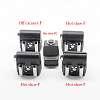 Pentax Hot Shoe F Adapters; F5P cord; 2x cap