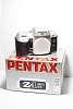 RARE Boxed Pentax Z-1 PZ-1 SE Silver - 75th Anniversary Special Edition Quartz Date