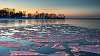 Sunset On Ice (Pixel Shift)