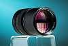 Vintage Carl Zeiss / Rollei Sonnar 135mm f/2.8 SLR camera lens