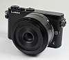 Panasonic Lumix GM-1 Micro four-thirds camera and lens