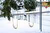 Snowy Swings
