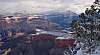 Grand Canyon Winter Vista