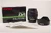 Pentax-DA 18-55mm AL II Zoom Lens