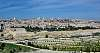 jerusalem... view from atop the mount of olives