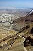 from atop masada