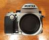 Pentax KP Like New - Only 1,242 Shutter Actuations!