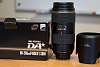 Pentax SMC DA 60-250mm f/4 ED IF SDM telephoto zoom lens