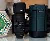Sigma 70-200mm f/2.8 EX APO DG upgraded mount for K-1 full frame + 1.4x TC