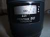 SMC Pentax-FA 50mm f2.8 Macro