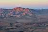 Sunrise at Negev Desert