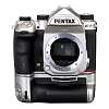 PENTAX K-1 Limited Silver released