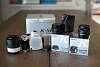 'Stormtrooper' K-50+ extra battery, 18-55mm kit, HD DA21mm3.2AL LTD, SMC DA50mm1.8