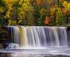 My first post in here - Tahquamenon Falls
