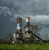 The Walking Dead whereabouts : Abandoned Cement Rig