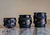 Bargain FF Lenses - Kiron 28, Vivitar 28, Sup-Tak 35, Yashinon 50, CZJ 50, Mamiya 55