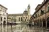 Ascoli Piceno in the Rain