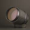 SMC K Pentax 135mm f/2.5 Lens
