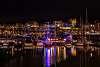 Ramsgate harbour at Christmas