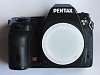 Pentax K-5 II with retail box