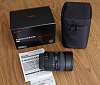 Sigma 8-16 f 4.5-5.6 DC, Battery Charger