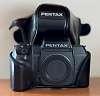 Pentax SF10 w/Case - Free + Shipping