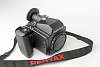 Price Cut - Pentax 645 Camera w/ 120 Film Insert, Front Body Cap & Operating Manual