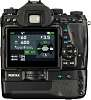 Pentax K-1: $1696 + FREE grip + FREE battery