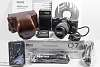 Pentax Q7 Black and accessories