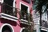 Little Girl in Old San Juan