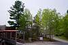 Around the Algonquin Park Visitors Centre